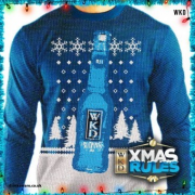 wkd christmas advert