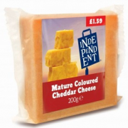 Costcutter independent cheese range