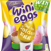 Cadbury Mini Eggs 90g Bag (Olympic Promo) 90g Bag FRONT UK-Ireland