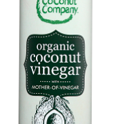 coconut vinegar, npd