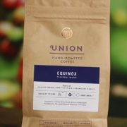 Union Hand roasted Coffee Equinox