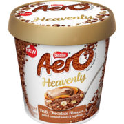 AERO HEAVENLY milk chocolate