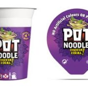 Pot noodle chicken korma