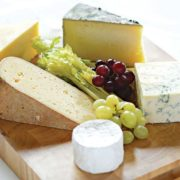 cheeses plate