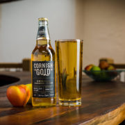 Healeys cyder Cornish Gold