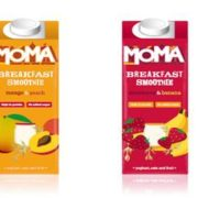 Moma breakfast smoothies