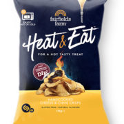 Fairfields farm Heat & Eat crisps