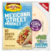 Old El Paso White Corn Tortilla